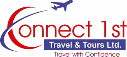 Welcome to Connect First Travel & Tours | Africa's Premier Provider of Complete Travel Solutions